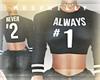 """"""" Always #1"""