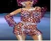 Pink fishnet goddess