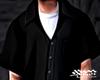 Black Shirt Button Up