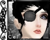 *C Studded.Eye.Patch.(M)