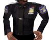 Police Black Shirt