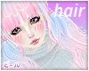  Marshmallow hair BUN
