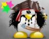 Captain Jack penguin