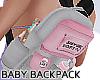 [Alu] BabyGirl Backpack