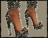 animal print heels*AJ*