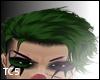 Joker hairstyle