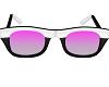 Pink Modern Shades