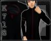 K- Dark Uchiha Coat
