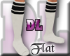 DL: Knee High Black