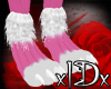 xIDx Spot Pink Feet M