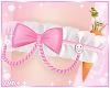 ♡. Pink Bunny's Garter