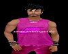 Hot pink NIKE top