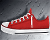 Lowtop Red Chucks