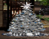 Blue & Silver Christmas