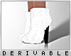0 | Fur Chunky Boots