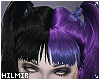 B&P Goth Doll Hair