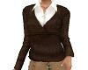 TF* Blouse & Sweater Brn