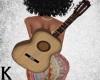 *K* Boho Guitar F/M