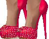 Pink Lipstick Heels