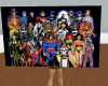comic hero poster