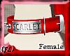 {FL}Scarlet Collar