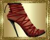 LD~ Red Low Heels