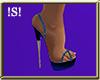 !S! Sapphire Heels