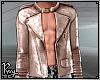 Rose Gold MetallicJacket