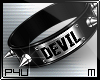 -P- Devil Spike Collar M