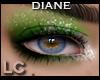LC Diane Smokey Green