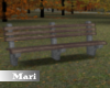 !M! Park Bench