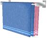 Derivable Towel Rack