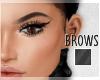 Kylie Jenner Brows Black