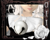 + Bell Ribbon White +