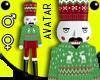 Ugly Sweater Nutcracker