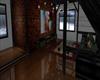 Rainy Attic Room