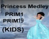 (KIDS) Princess Medley