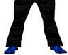 KZH Dark Blue Boots