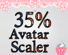 35% Kids Avi Scaler