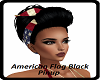 American Black Pinup