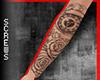 Arm Tat Eye (Left)