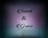 Isaiah & Grace Mat
