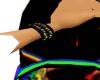 Rainbow wristband (R)