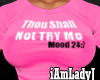 Try Me Tee Pink