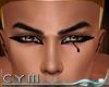 Cym Pharaoh Makeup