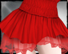 [AL]Skirts Sexy Red