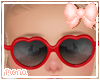 + kids red shades