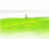 plasma green rolling fog