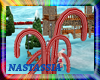 Candy Canes Forest Two