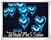 P5* Blue Hearts Particle